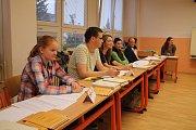 Volby do Poslanecké sněmovny na Zlínsku,  okrsek 33, 34, 35.