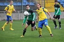 Fotbal Zlín B – Uničov
