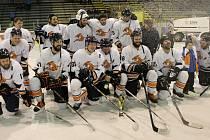 Hokejové mužstvo HC Žopy