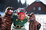 Ski areál Razula chystá na neděli 10. března Maškarní lyžovačku