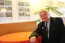 Miloslav Vítek, manager festivalu turistických filmů a člen oblastního sdružení KČT Valašsko – Chřiby