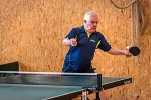 stolní tenista Petr Polák