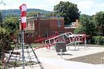 Rekonstrukce dětského hřiště č. 101 v ulici Zálešná