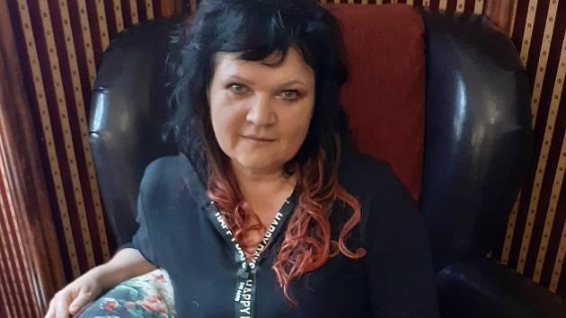Majitelka společnosti CLIP Luhačovice Žaneta Matulová.