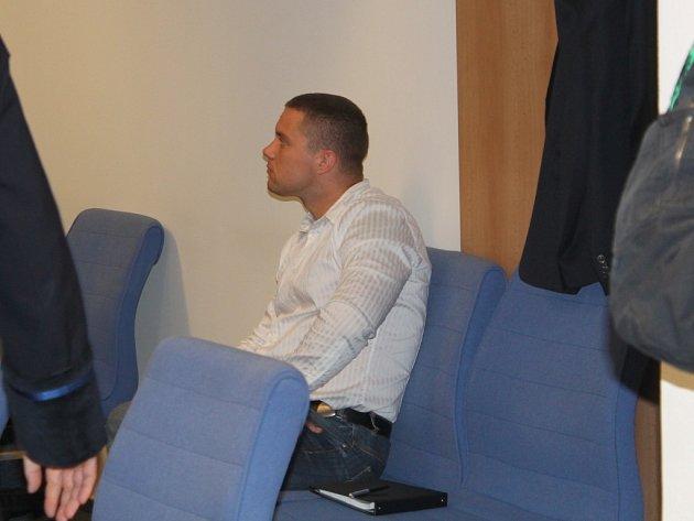 Miroslav Maslák u soudu. Ilustrační foto.