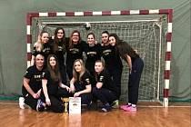 Házenkářky prvoligových Otrokovic i letos absolvovaly mezinárodní přípravný turnaj ve slovenských Nesvadech.