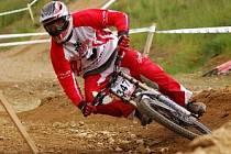 Biker David Pala.