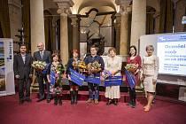 V anketě Pečující osoby Zlínského kraje pro rok 2019 získali ocenění Gabriela Cvernová, Lucie Láníková, Ivana Matúšů, Ludmila Gὂrigová, Josef Šátek a Anna Vrbová.