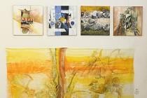 Výstava s názvem Mimóza – zlatožlutá Provence.