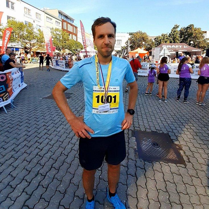 Festivalový půlmaraton ve Zlíně 2021, 12. září