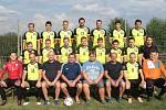 Fotbalisté FK Lhota za poslední roky zažili soutěžní vzestup.