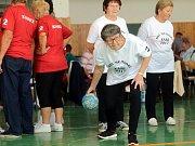 Hry seniorů mikroregionu Jižní Haná v Tlumačově