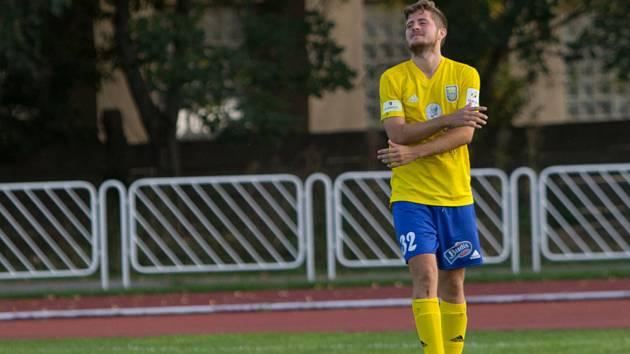 Třetí zimní posilou fotbalistů Zlína se stal španělský záložník Pedro Martínez García, který na podzim hrál v Michalovcích