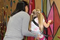 galaxie oslavila v sobotu čtvrté narozeniny. Pro děti i dospělé byl připraven zábavný program.