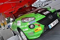 Oficiální test připravili pořadatelé zlínské Barum Czech Rally Zlín v okolí Vizovic na dvou úsecích mezi Vizovicemi a Zádveřicemi.