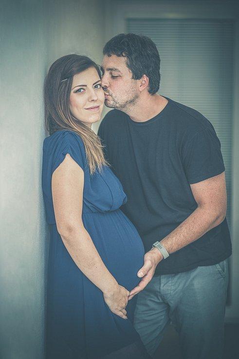 Jana Dlabajová čeká první dítě