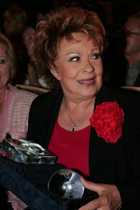 Jiřina Bohdalová, 2005.