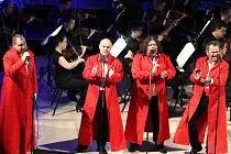 Koncert kapely Q Vox s Filharmonií Bohuslava Martinů – Symphonic Queen