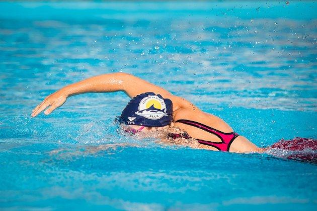Členové Zlínského plaveckého klubu Gabriela Chudárková a Jan Slíva se na mezinárodních plaveckých závodech ORCA Cup v Bratislavě hned čtyřikrát prosadili na stupně vítězů.