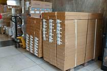 Zlínský kraj obdržel 90 přístrojů HFNO. Jedná se o výpůjčku ze Správy státních hmotných rezerv na dobu nouzového stavu.
