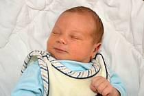 Denis Stuchlík ze Zlína se narodil 26.2.2012 (54 cm, 3900 g)