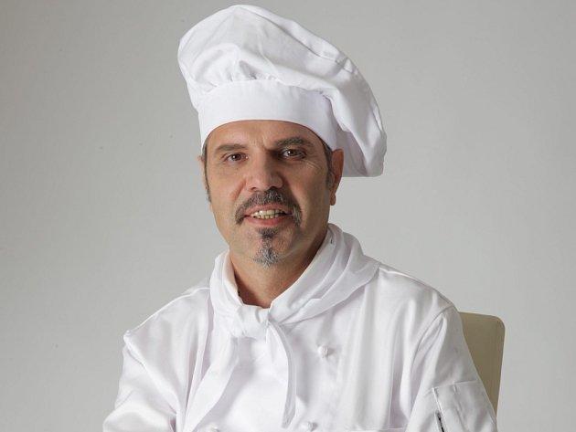 Špičkový český šéfkuchař Stanislav Zukal