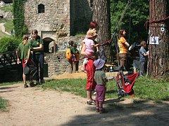 Den stromů na Lukově. Ilustrační foto