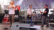 Narozeninový Megakoncert kapely Reflexy na otrokovickém Štěrkáči. Mezi hosty byla kapela Argema, Alžběta Kolečkářová i slovenská kapela Heleniné oči