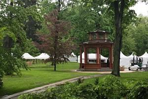 Přípravy na 2. ročník festivalu jídla a pití Garden Food Festival v Rožnově vrcholí.