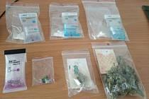 Zlínští krajští celníci zajistili další drogy.