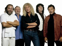 Maďarská rocková kapela Omega.