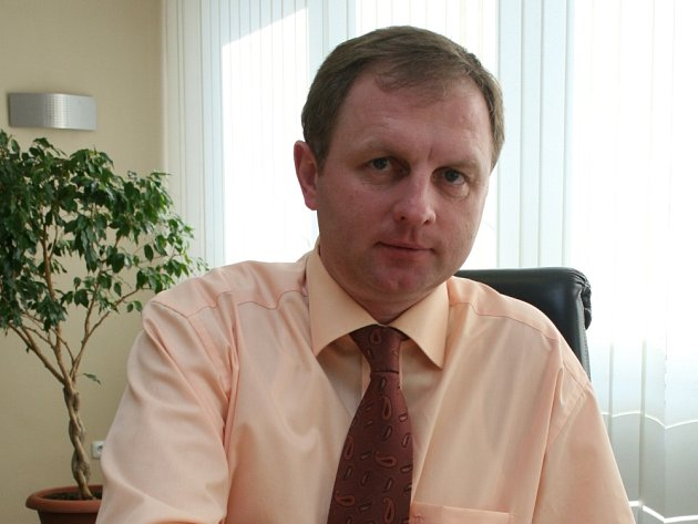 Generální ředitel Fatry petr Sileš.