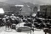 OKUPAČNÍ VOJSKA německého wehrmachtu obsadila zlínské náměstí Míru 15. 3. 1939 po čtrnácté hodině. Představitelé města nepřišli přivítat jejich velitele.
