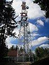 Oblíbená rozhledna u obce Loučka se jmenuje Doubrava.