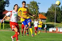 Varnsdorf – FC Fastav Zlín 2:0 (1:0)