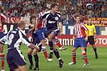 Červenec 2004: Atlético Madrid vs. Zlín 0:2