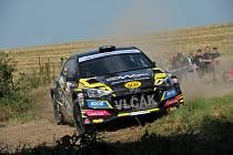 Jaromír Tarabus na Rally Vyškov 2020