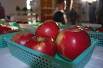 Výstava ovoce a zeleniny v Lukovečku na Zlínsku