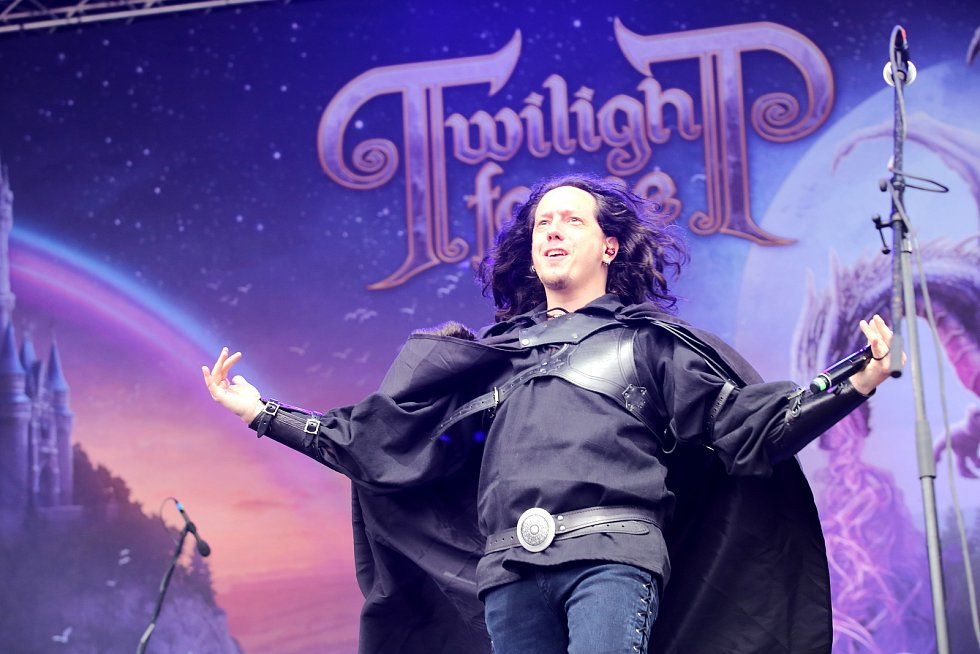 Festival Masters of Rock 2019. TWILIGHT FORCE