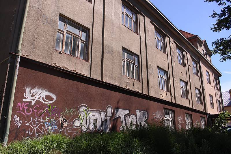 Ostudy Zlína: Budova bývalého okresního soudu