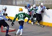 Hokejbal Hodonín - Malenovice