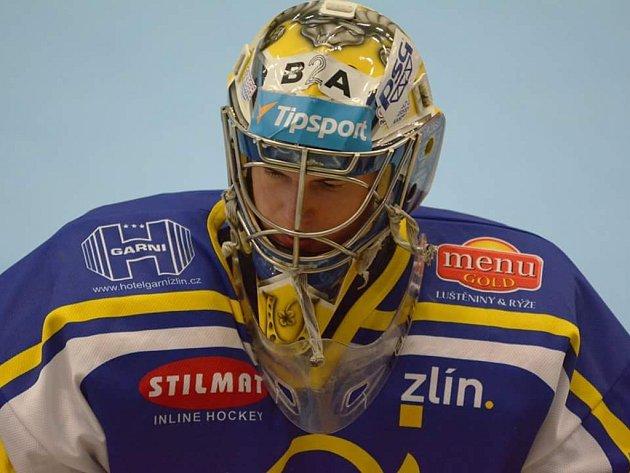 inline hokejista Zlína Devils Daniel Huf