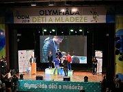 Olympiáda dětí a mládeže (ODM) v Pardubickém kraji