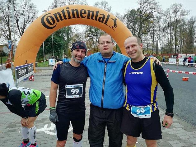 Otrokovický půlmaraton 2018