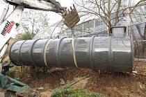 Využití dešťové vody je jedním ze způsobů, jak zlínská zoo razí cestu k lepšímu životnímu prostředí.
