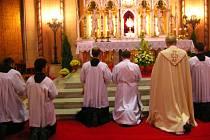 Den olomoucké arcidiecéze - reportáž