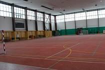 Městskou sportovní halu v Otrokovicích čeká letos zásadní oprava.