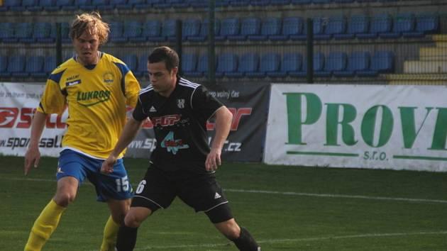 Fotbal Zlín B - HFK Olomouc.