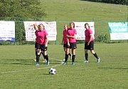 Krajský přebor žen Březnice-Holešovské holky