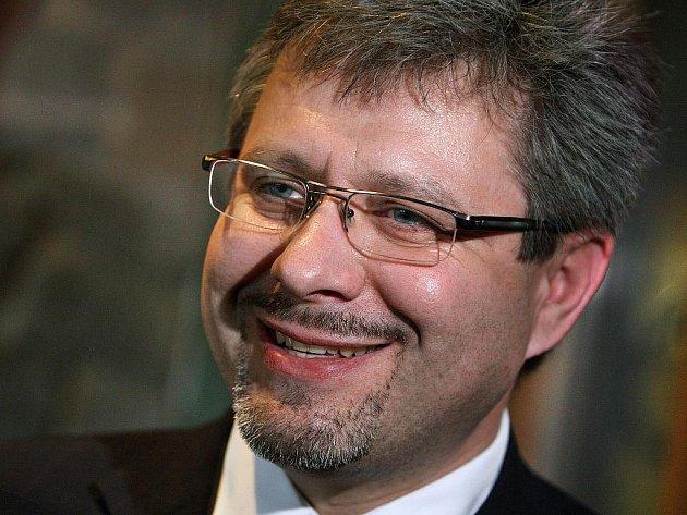 Radim Světlík, bývalý ředitel společnosti Povodí Moravy.